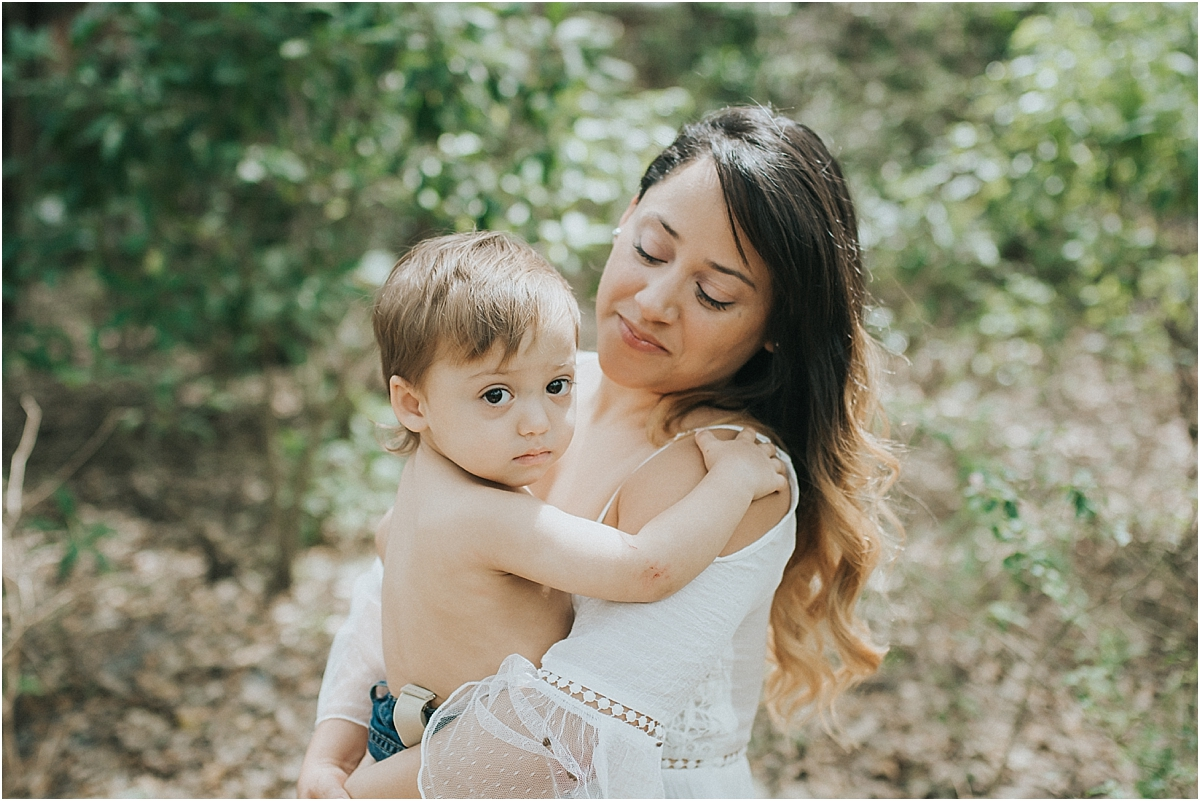 miami breastfeeding portrait