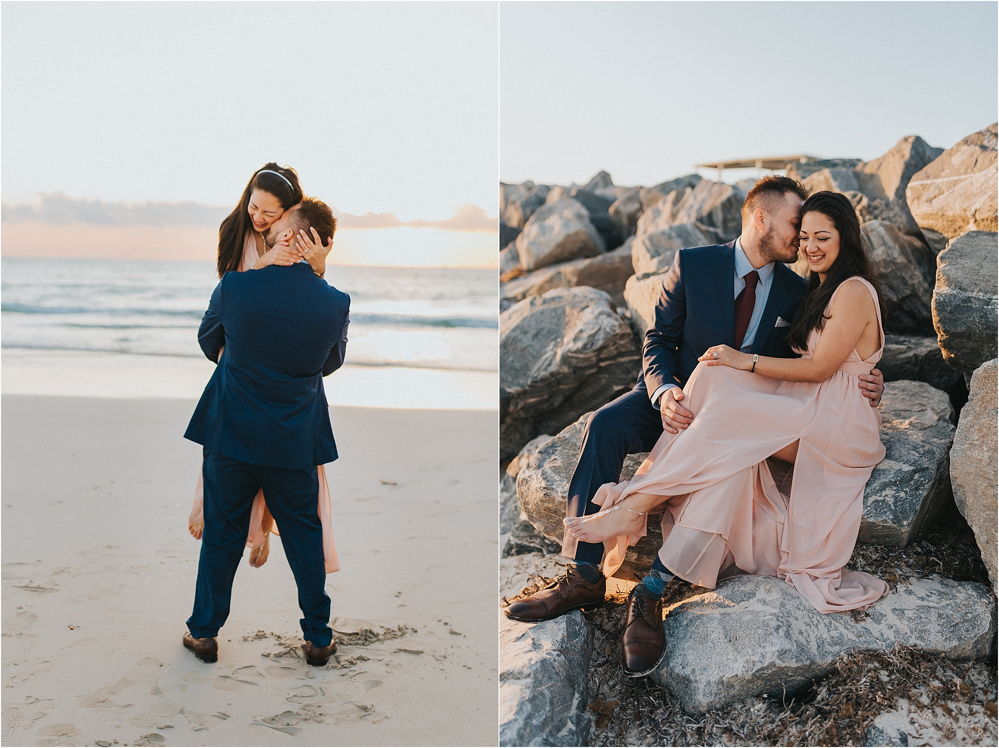 Miami Beach Engagement Photography