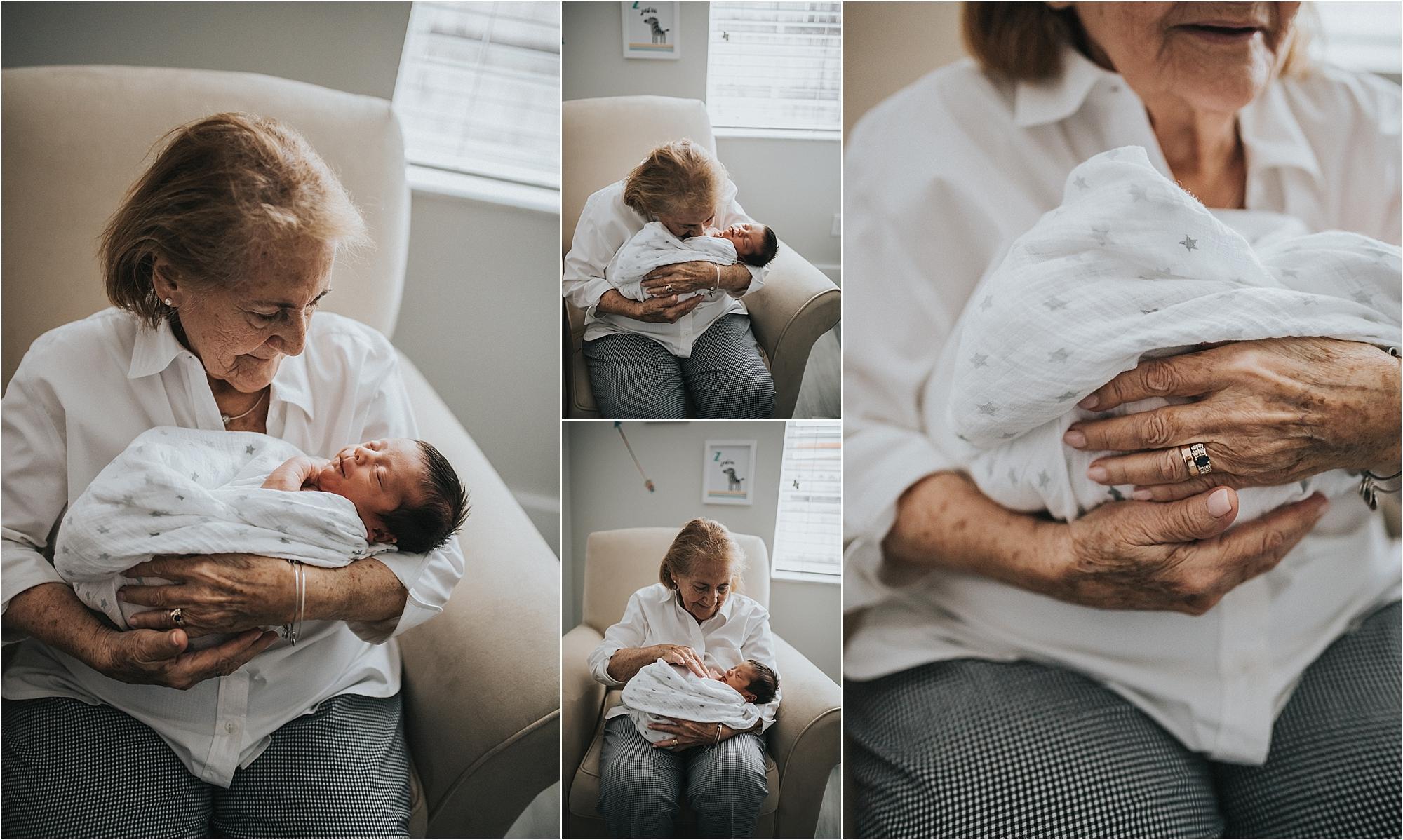 miami lifestyle newborn photography