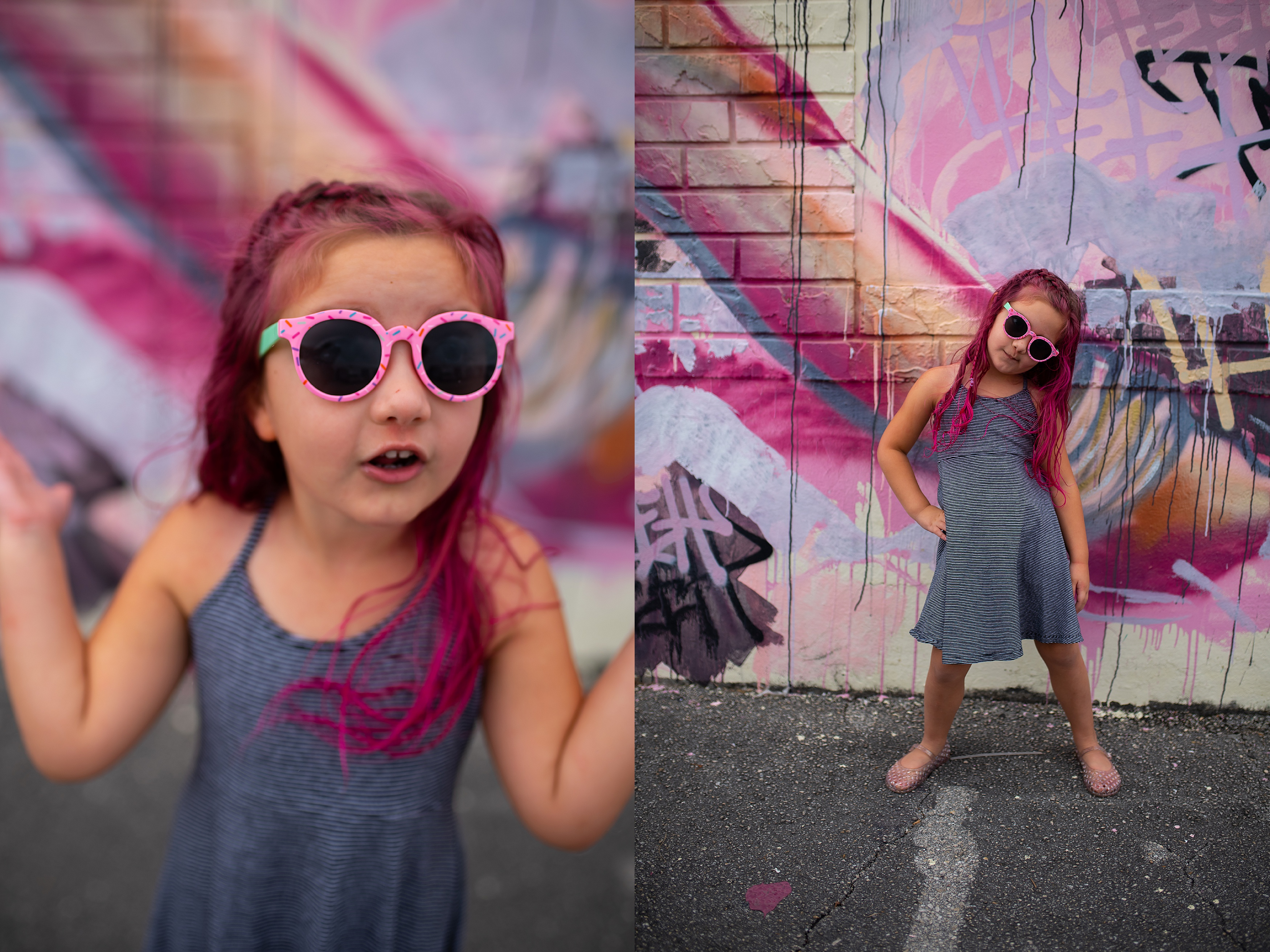 artistic family photography